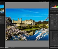 Introduction to Adobe Lightroom (Leeds Castle) Photography Workshop