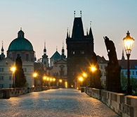 Prague: City of a Hundred Spires Photography Workshop